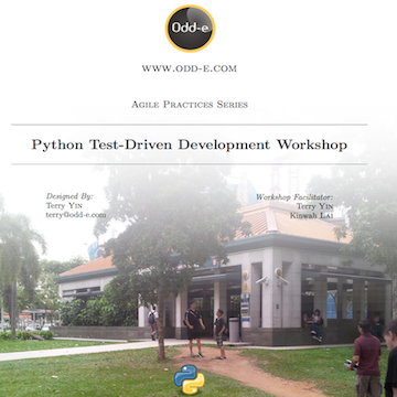 Test Driven Development (Python)